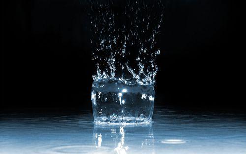 L'eau est vitale