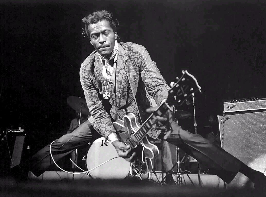 Roll over Chuck Berry!