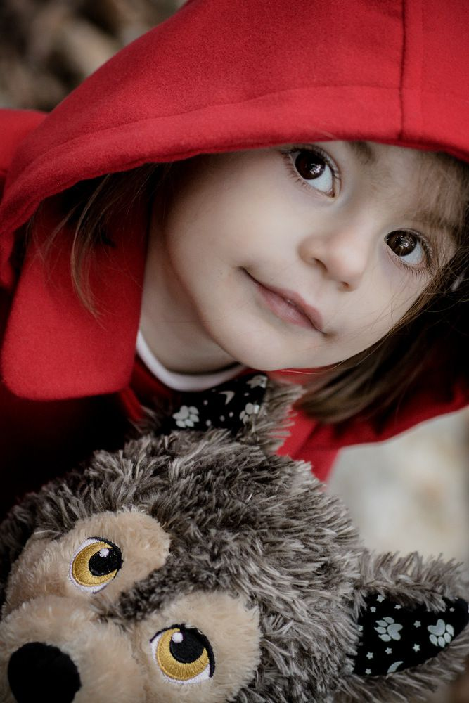 Louise, profession : chaperon rouge...