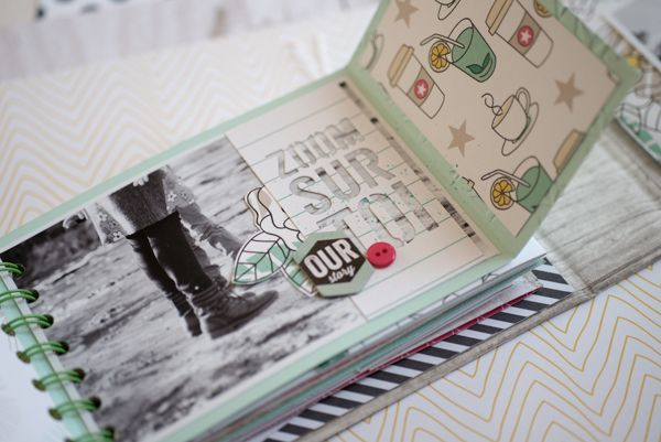 Mini-album Great Moment et quelques kits en vente