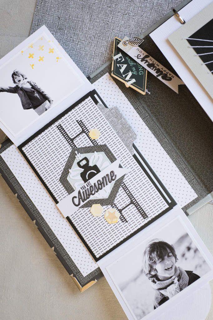 Mini-album Together, l'intégrale et kits