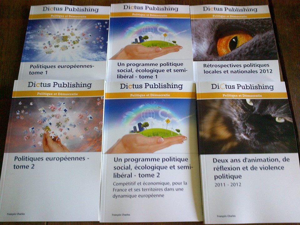 rappels de quelques publications