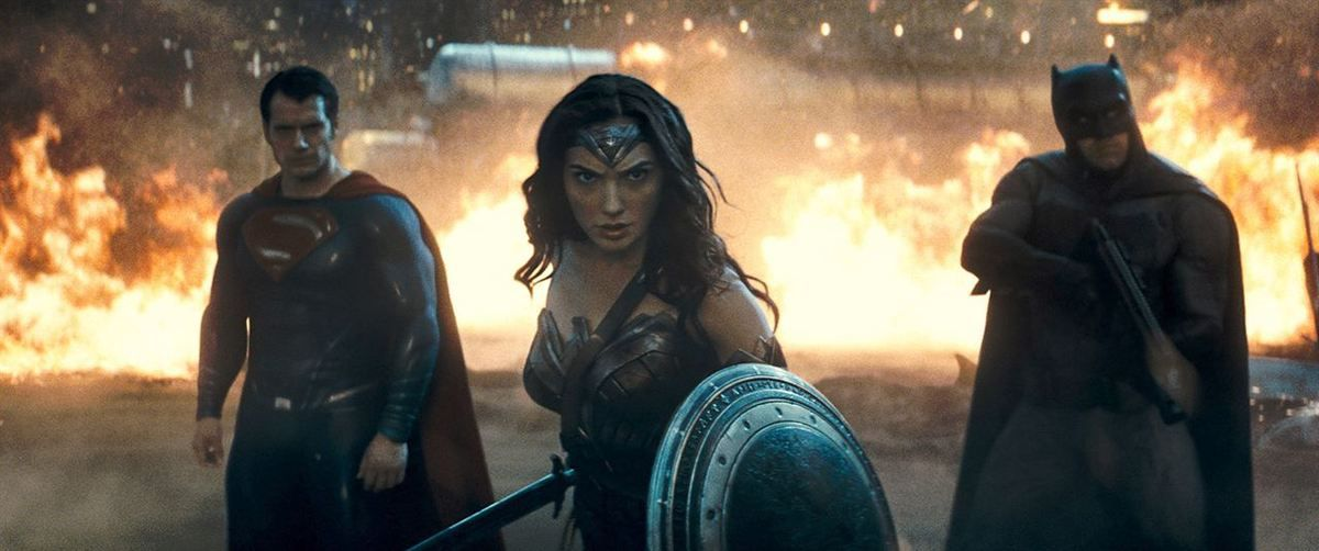BATMAN V SUPERMAN : L'aube de la Justice **