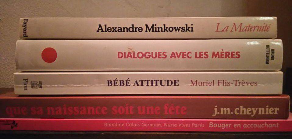 Bibliothèque Maternité- Parentalité - Féminin - Bien-être