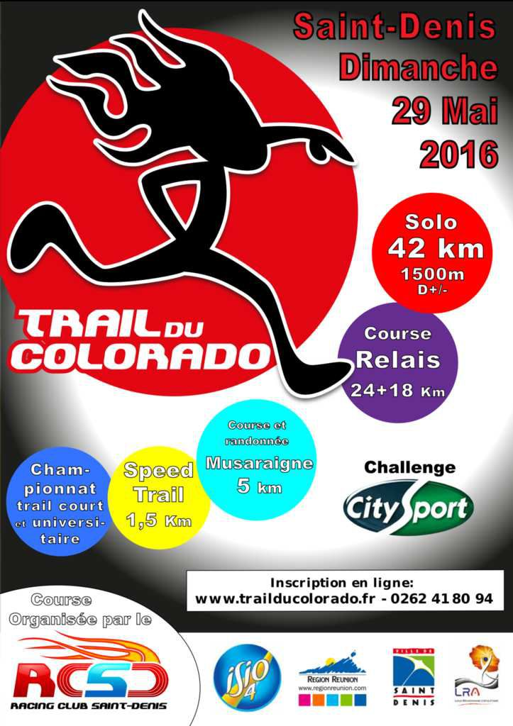 29 Mai 2016 - Trail du Colorado