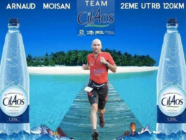 Photo Montage : l'homme de l'ombre du Team Cilaos
