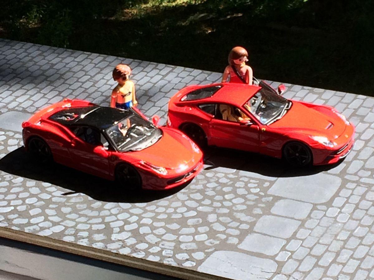Ferrari days