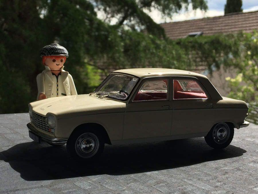 Auto vintage : La Peugeot 204