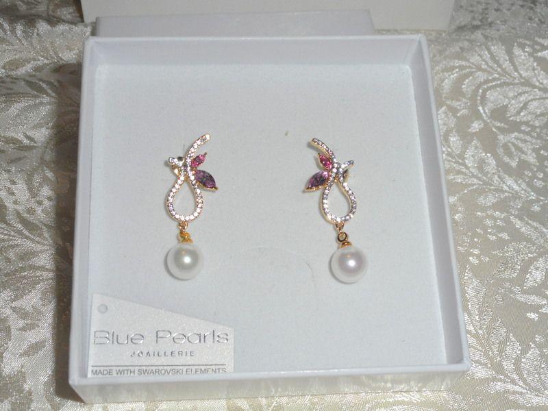 Pour les fêtes cédez à la tentation des bijoux Bluepearls!