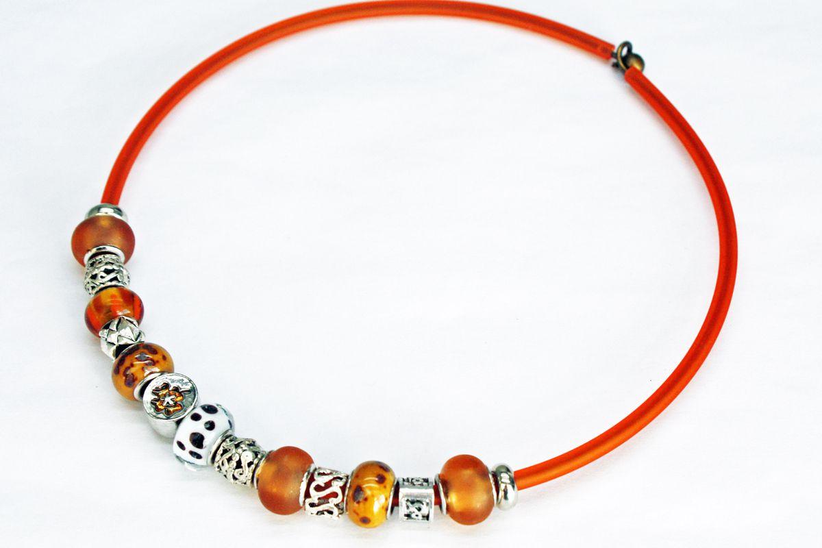 pandora collier perle