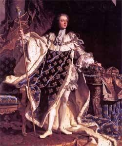 16 juin 1726 : Prise de pouvoir de Louis XV