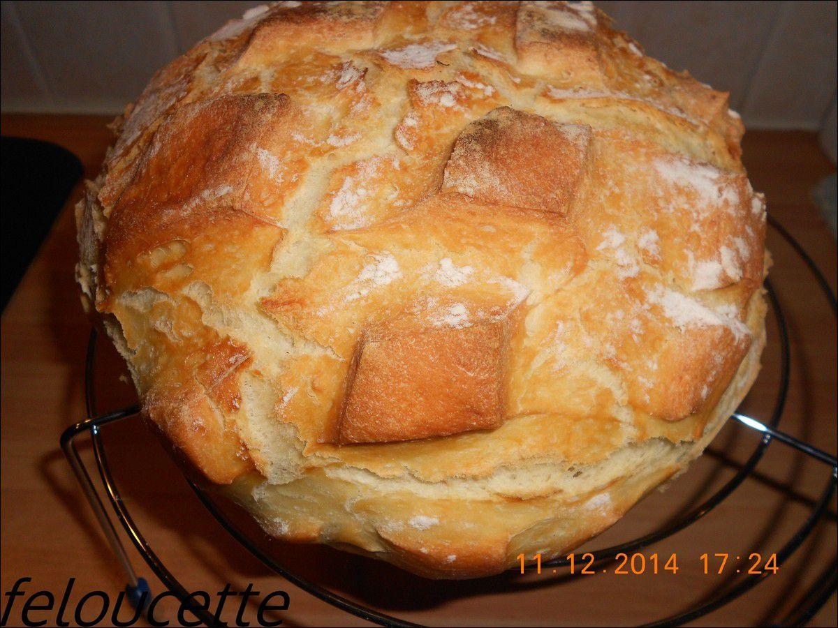 pain en cocote