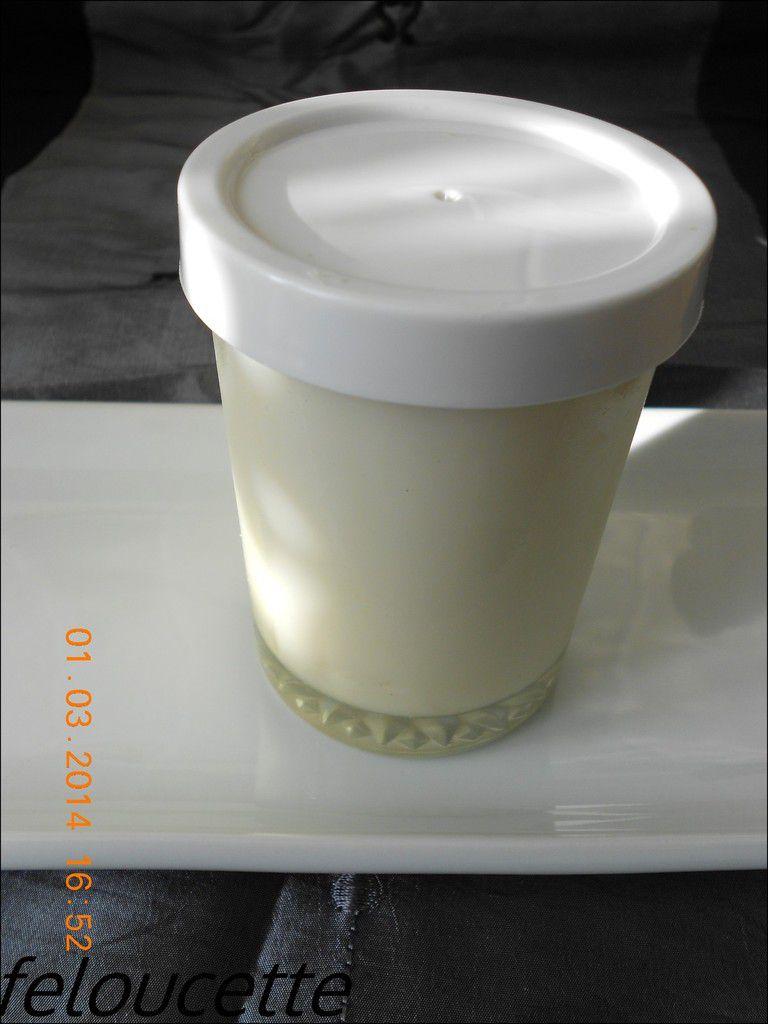 yaourt au miel