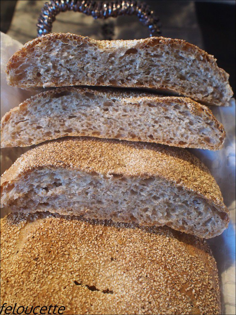 pain à l'orge (mehrach)