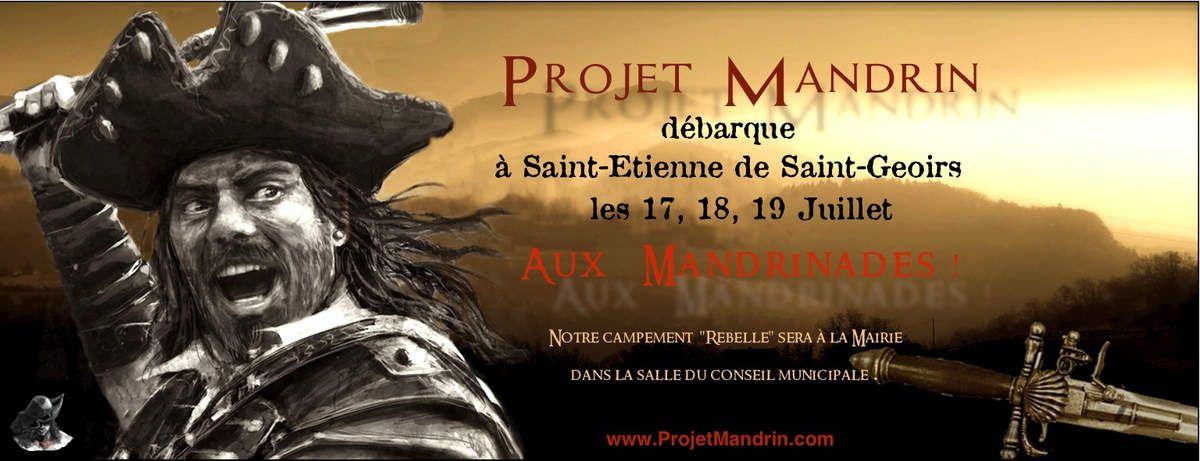 ProjetMandrin aux Mandrinades