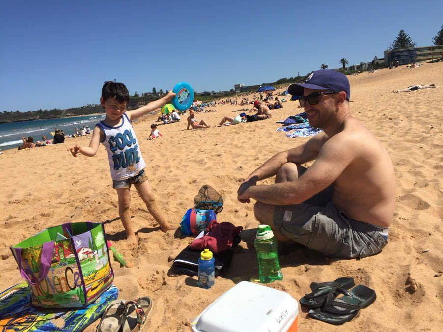 Première plage