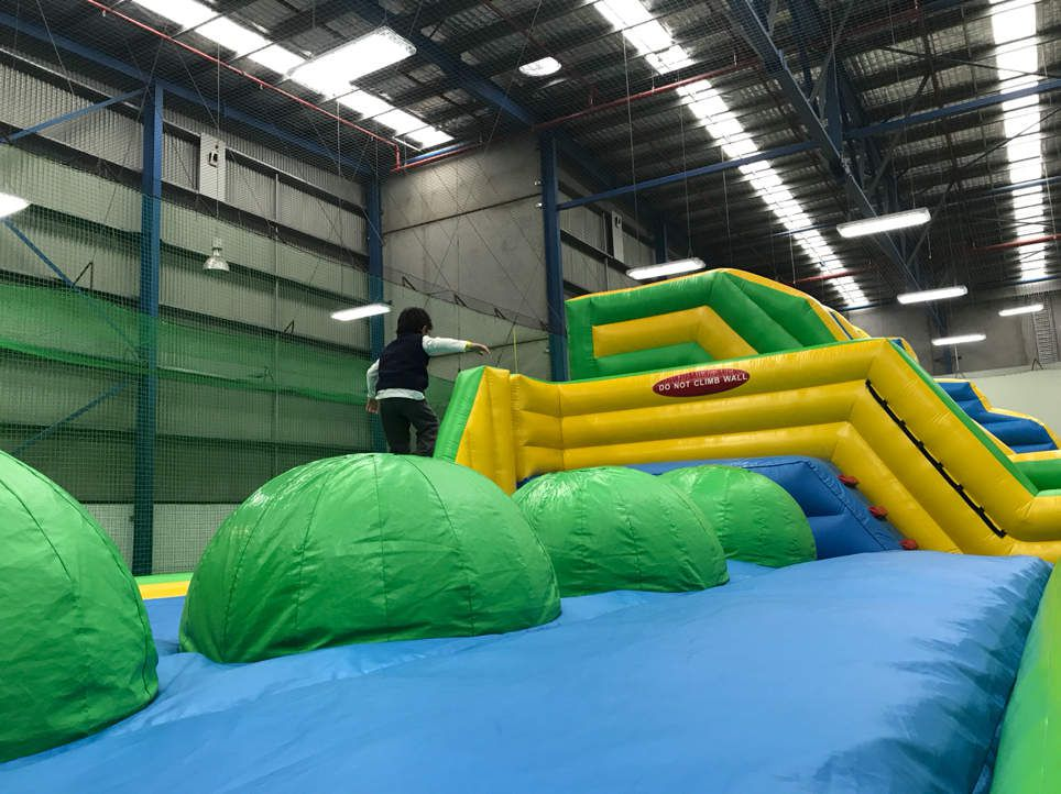 Inflatable world :)