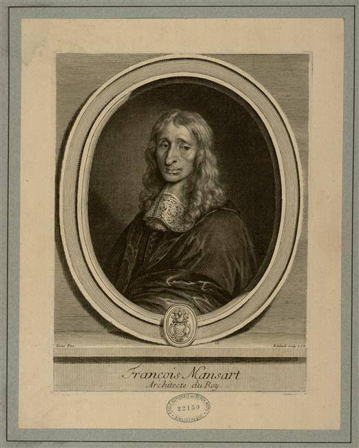 23 janvier 1598: François Mansart naît à Paris.