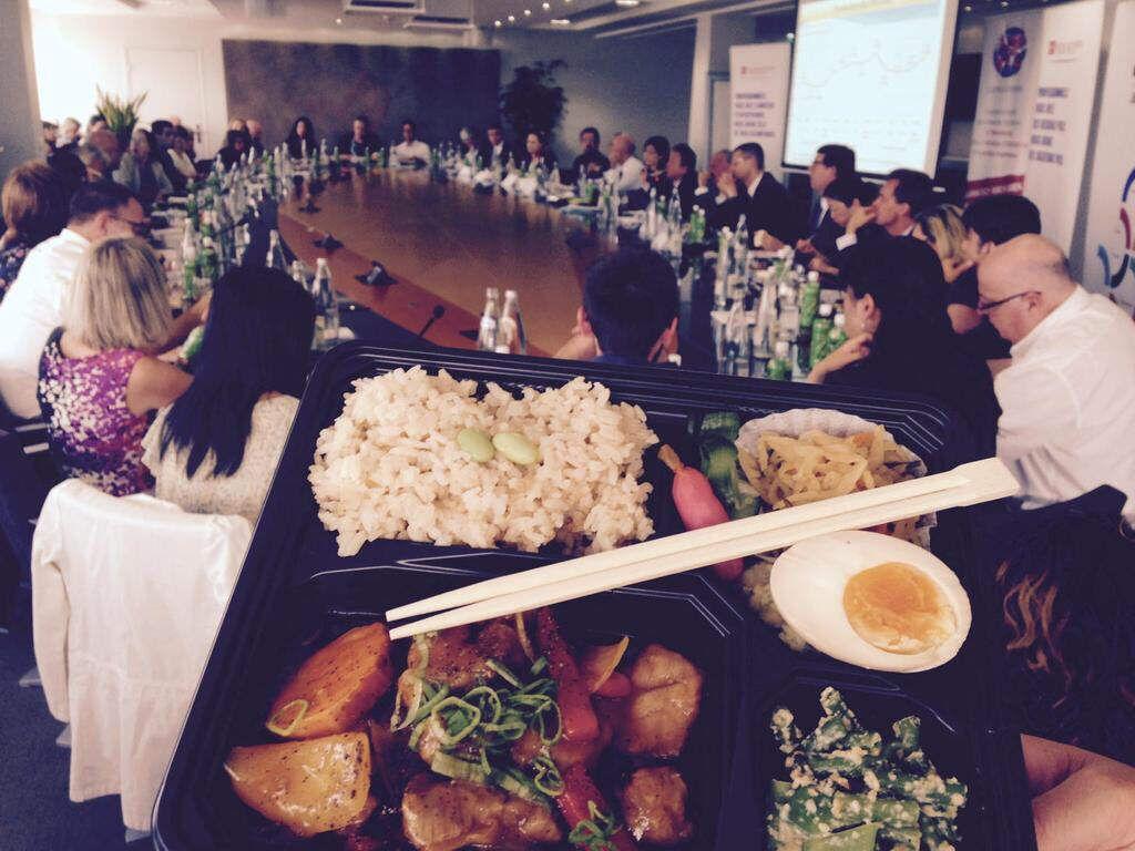 Un succès pour notre déjeuner-débat sur le Japon