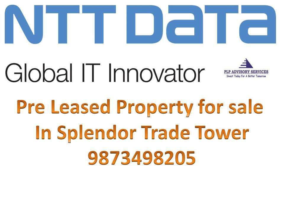 Pre Leased property for sale in gurgaon,Pre rented property for sale in Gurgaon