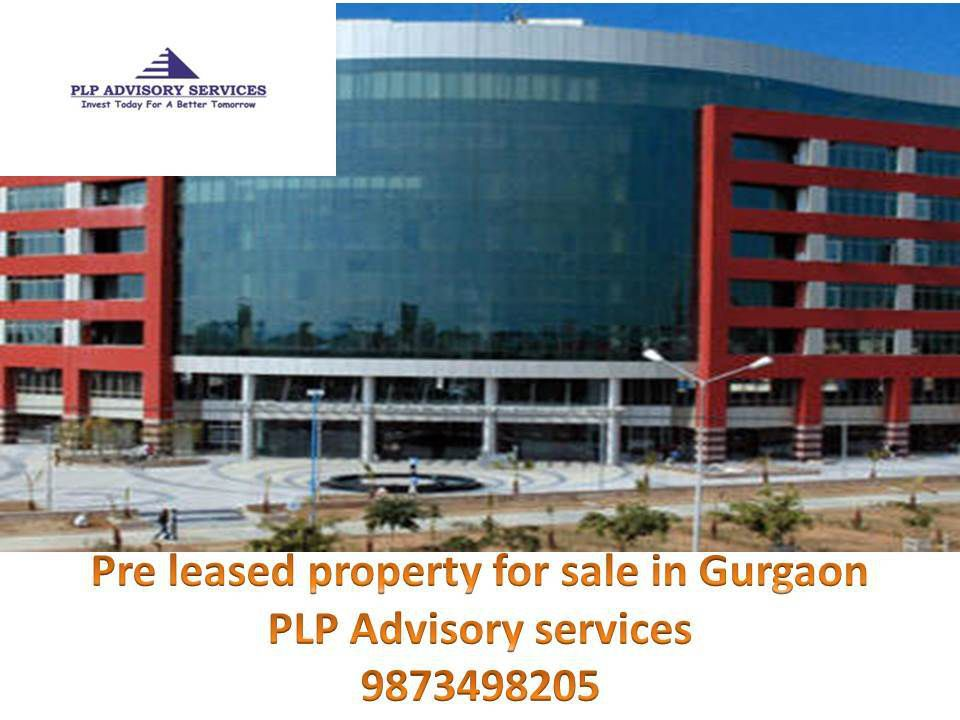 pre leased property for sale in unitech cyber park gurgaon