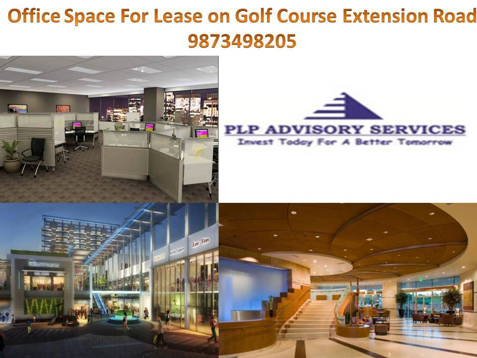 Commercial Office space for Lease On Golf Course extension Road Gurgaon