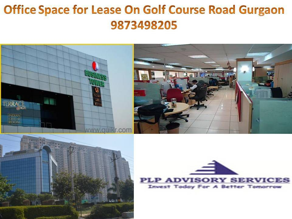 Commercial office space for lease on Golf course road Gurgaon