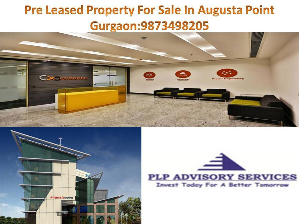 Pre Leased Office space for sale in Augusta Point Golf course road