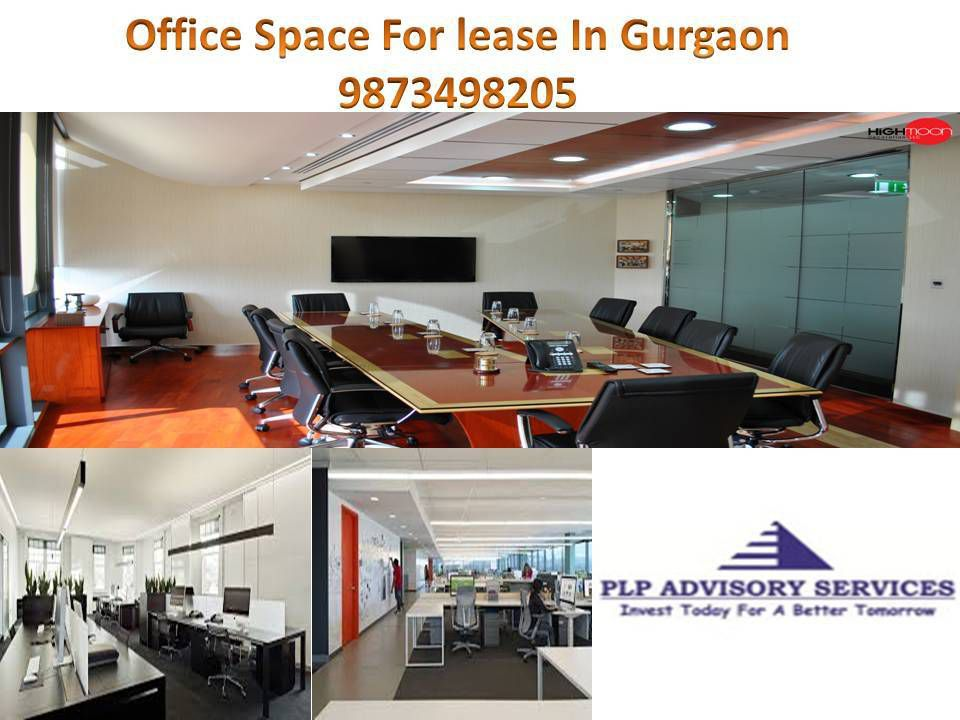 Commercial Office space for lease in Gurgaon:9873498205