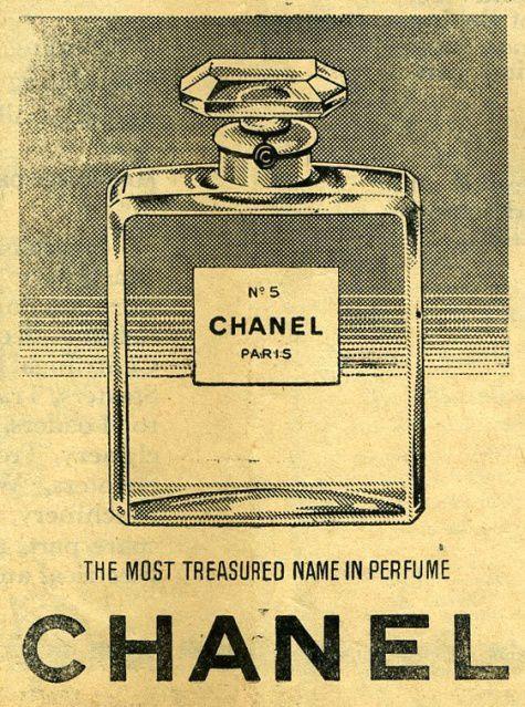 N° 5 de Chanel, mon parfum, son histoire.