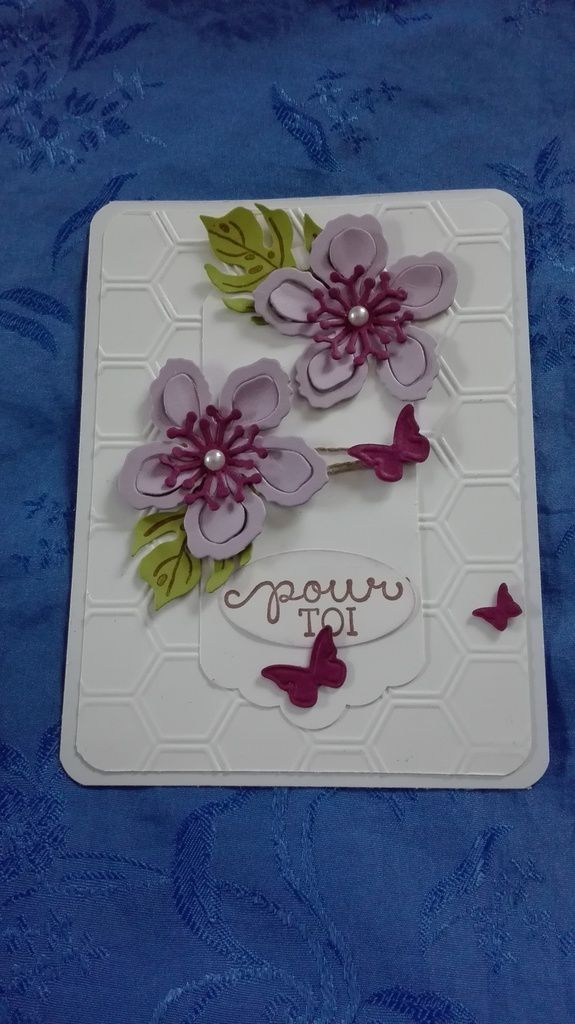 FRAMELITS STAMPIN'UP PAYSAGISTE