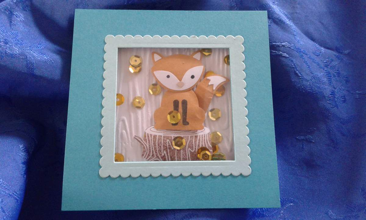 STAMPIN'UP  framelits layering square