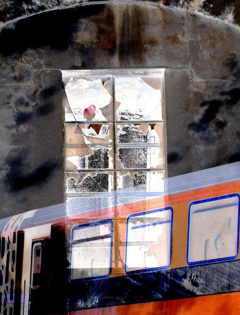 Une tranche de maintenant ou l'illusion du temps - mai 2014 - Catherine Gheselle