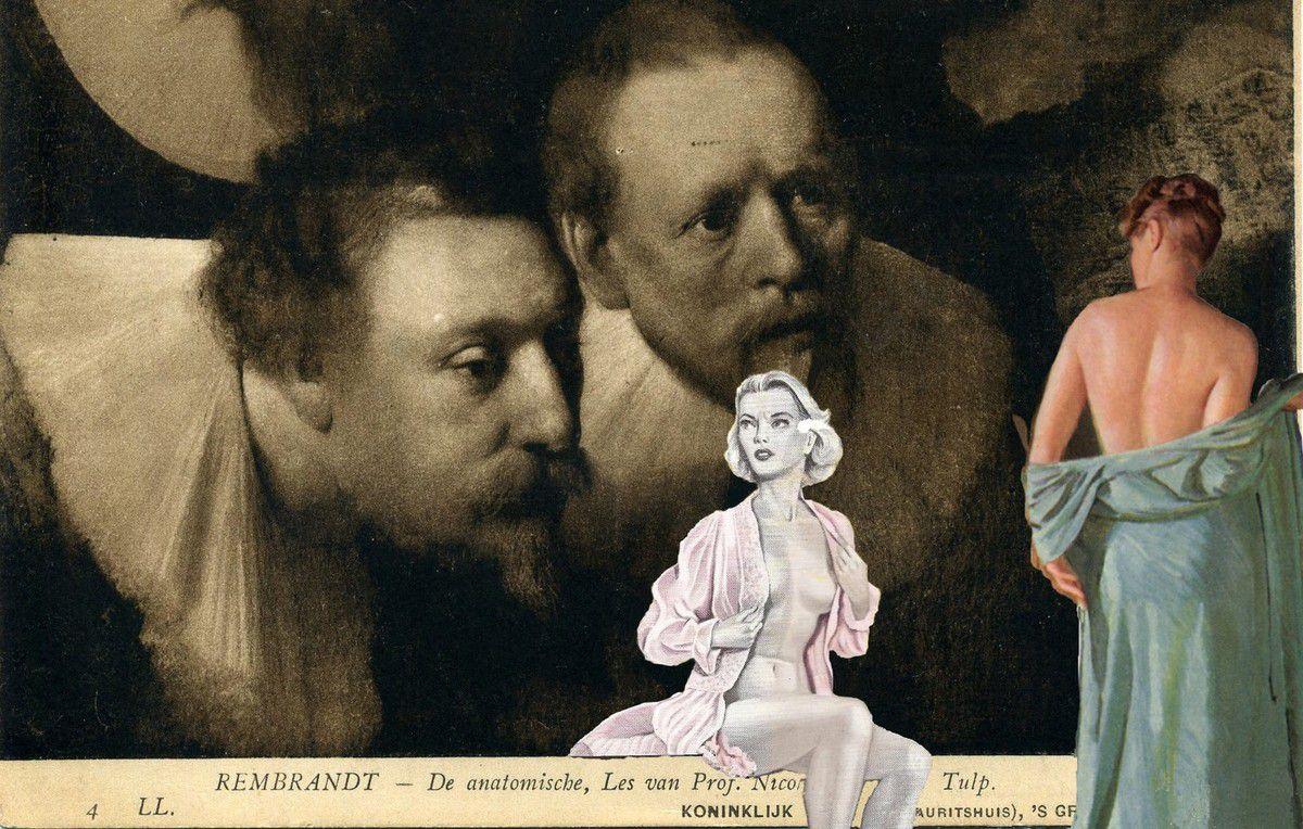 La leçon d'anatomie augmentée - Catherine Gheselle - Avril 2013