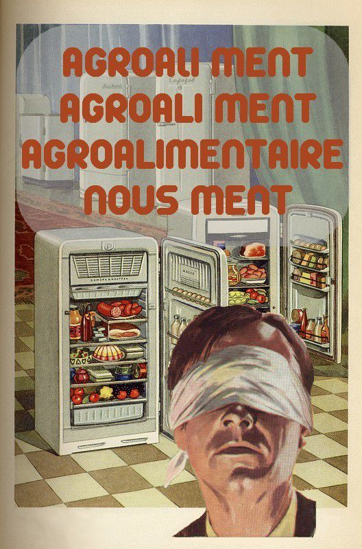 Agroalimentaire nous ment - Catherine Gheselle