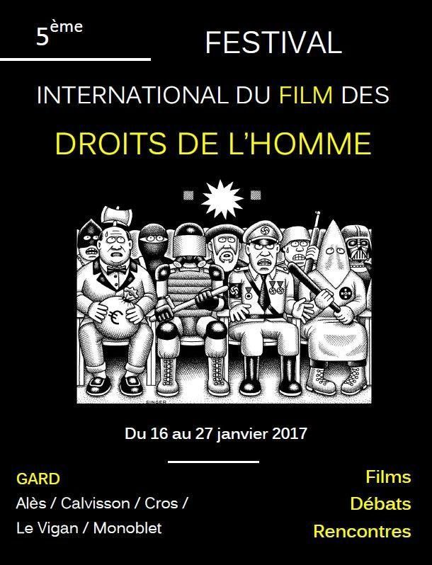 FESTIVAL INTERNATIONAL DU FILM DES DROITS DE L'HOMME