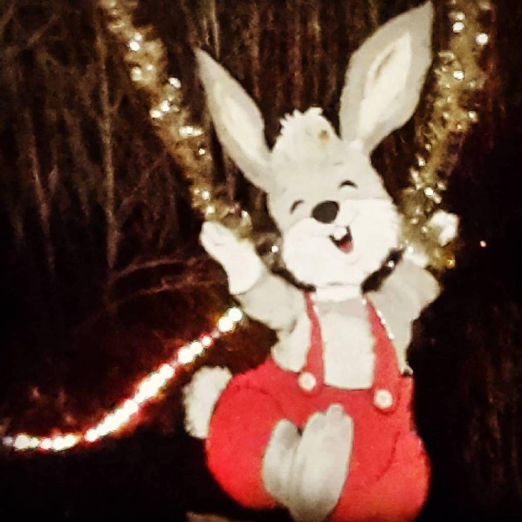 Le lapin magique de Noël