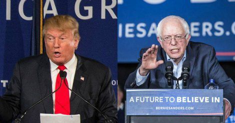 Trump et Sanders remportent le New Hampshire