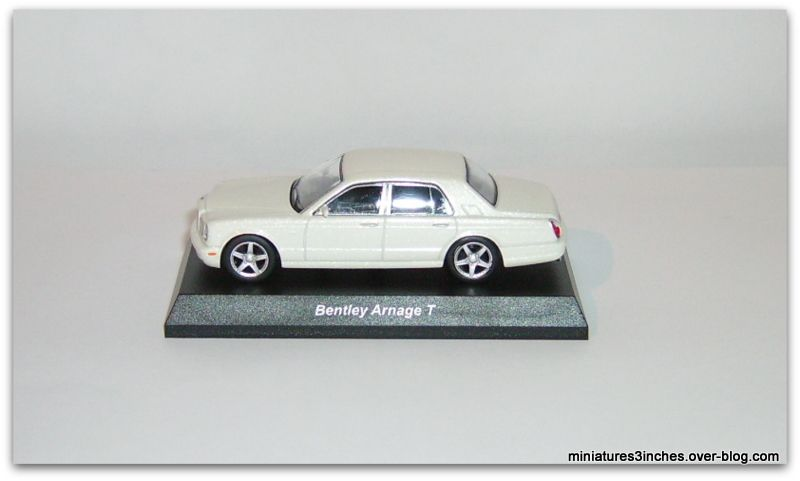 Bentley  Arnage T  by  Kyosho