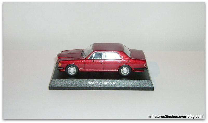 Bentley Turbo R  by  Kyosho