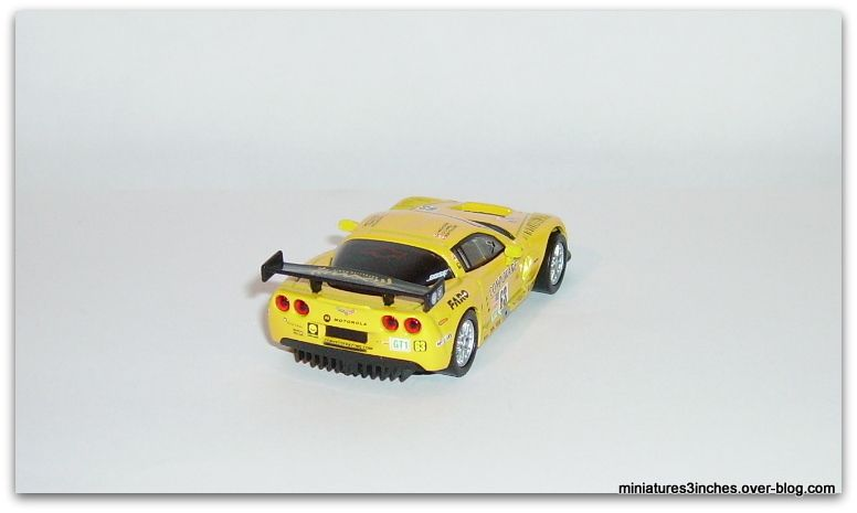 Chevrolet Corvette C6-R  by  Kyosho