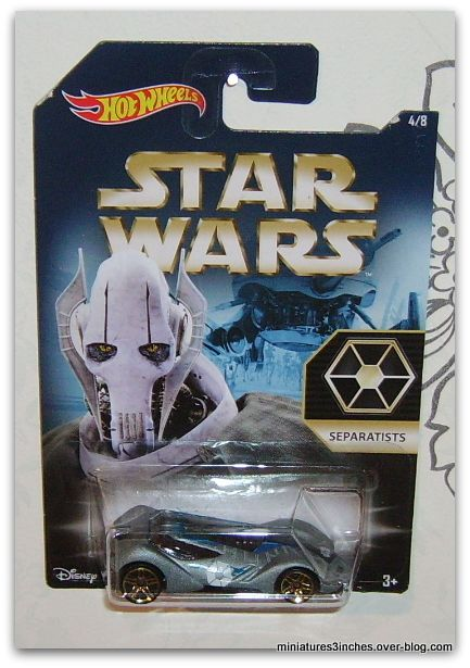 Série &quot&#x3B;Star Wars&quot&#x3B;  collector 2015   by  Hot Wheels.
