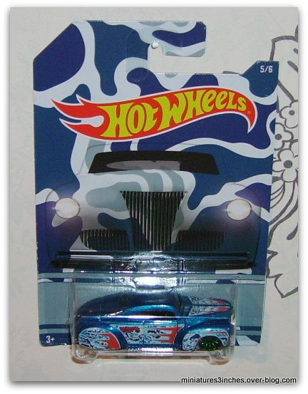 Série &quot&#x3B;Camouflage W-Mart&quot&#x3B;  collector 2015   by  Hot Wheels.