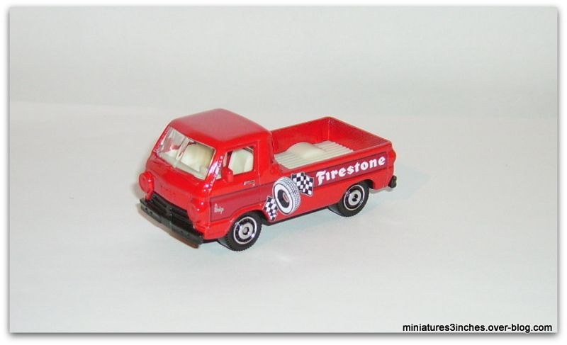 Dodge 1966  A100  by  Matchbox.