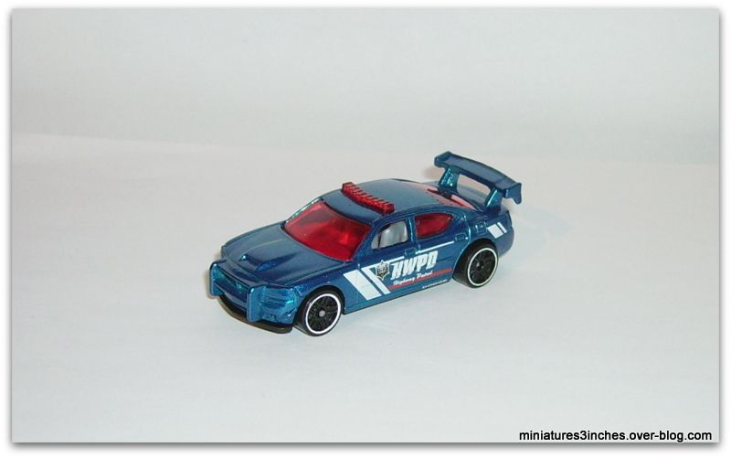 Dodge Charger &quot&#x3B;Drift&quot&#x3B; by Hot Wheels.