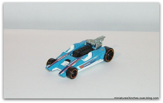 Honda Racer by Hot Wheels.