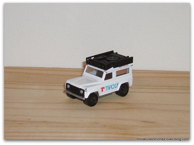Land Rover  ref 266   Majorette.