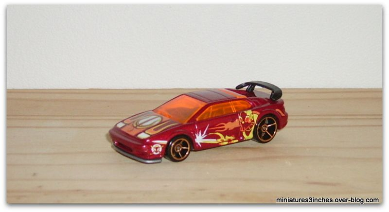 Lotus Esprit by Hot Wheels.