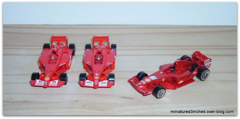F1 Racer / GP 2009 by Hot Wheels.