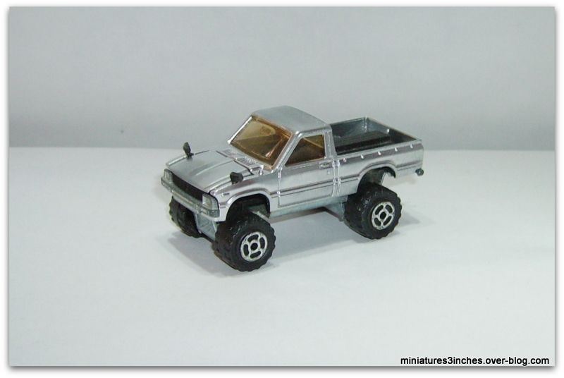 Toyota Pick-up ref 292 by Majorette.